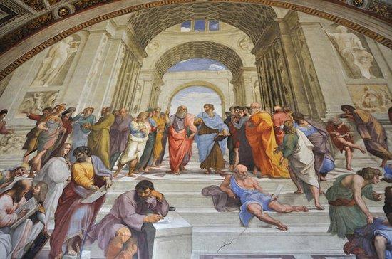 優先入場: バチカン美術館とシスティーナ礼拝堂のツアー