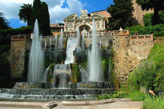 Hadrian's Villa and Villa d'Este...