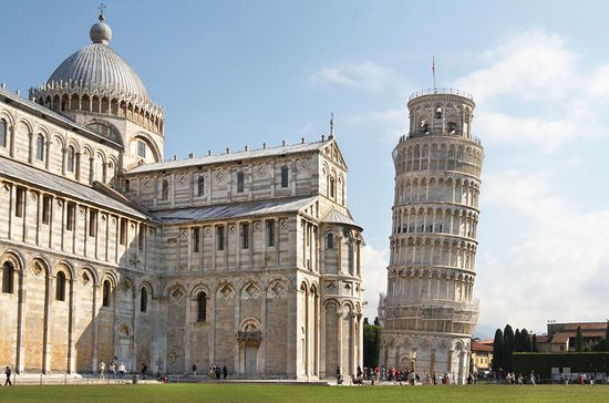 Private Tour: Pisa and the Leaning...