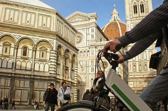Florence Electric Bike Tour with Farm...