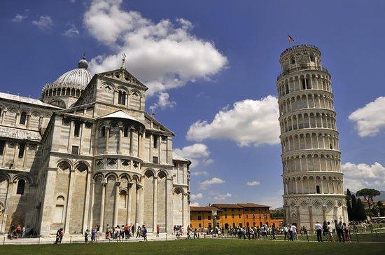 Pisa Walking Tour: Cathedral Square