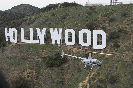 Hollywood Strip Helicopter Flight