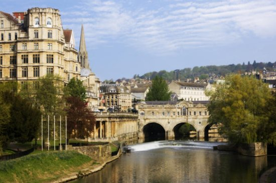 Stonehenge and Bath Day Trip from London, Roman Baths option