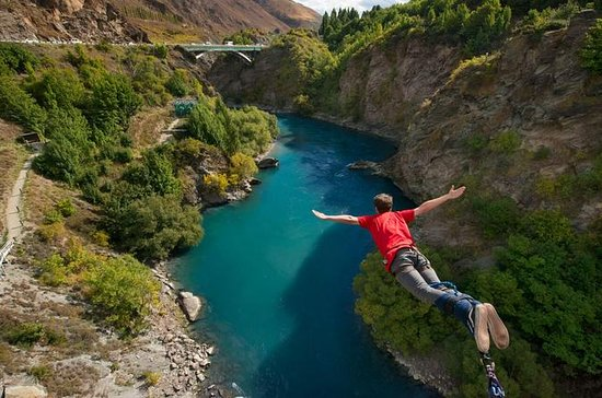 The Original Kawarau Bridge Bungy...