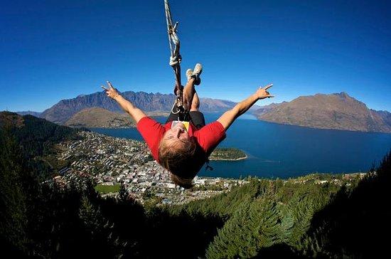 The Ledge – Queenstown's Sky Swing