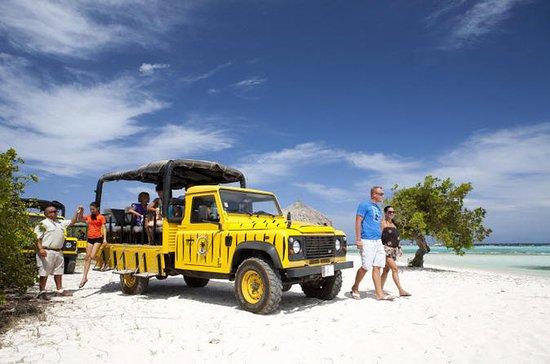 Aventura en jeep a Playa Baby (Baby...