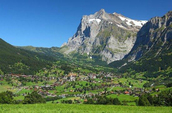 Interlaken og Grindelwald dagstur fra...