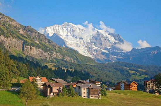 Eiger and Jungfrau Panorama Day Trip...