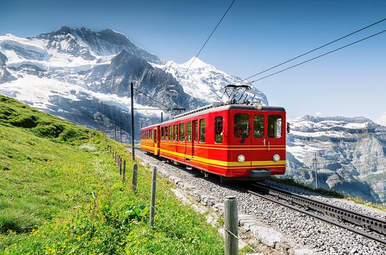Lucerne to Jungfraujoch Full-Day Trip...