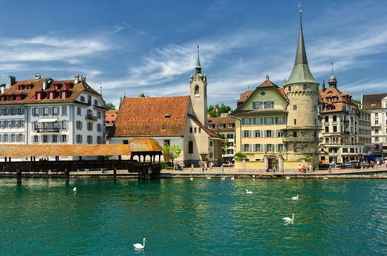 4-Day Switzerland Tour from Lucerne