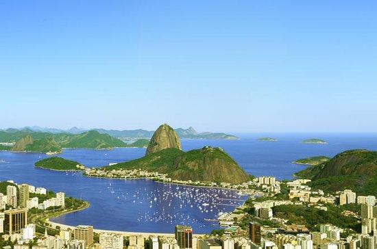 Rio de Janeiro Tour: Corcovado, Sugar Loaf, and Cultural Show