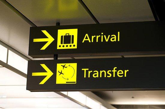 Private Arrival Transfer: Guarulhos International Airport to São...
