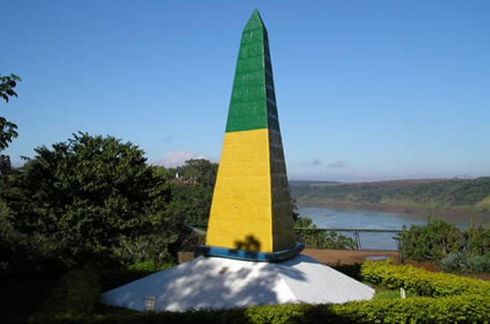 Foz do Iguaçu City Tour and Landmark of the Three Frontiers