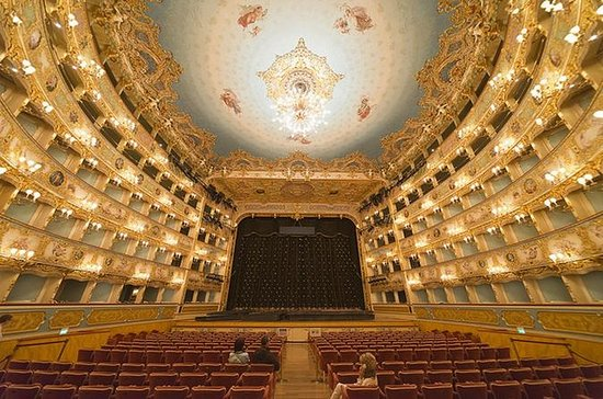 Venice Teatro La Fenice Guided Tour...