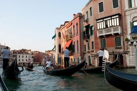 Venice Grand Canal Gondola Ride and...