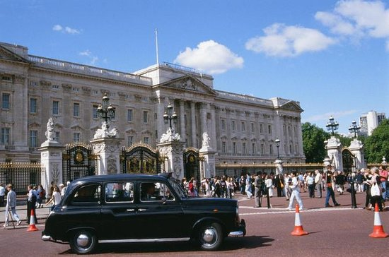 Privat rundtur: Rundtur i London-taxi