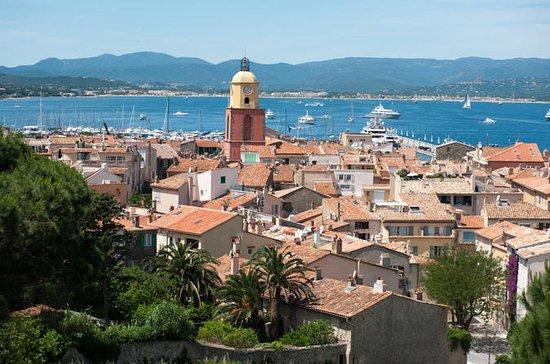 Ferry pour Saint-Tropez , départ de...