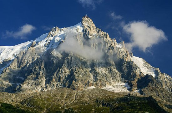 Geneva to Chamonix and Mont Blanc...