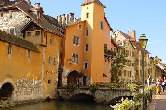 Annecy Village Half-Day Tour from...