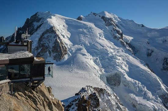 Mont Blanc (Chamonix): French Alps ...