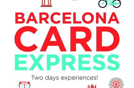 Tarjeta de descuento de Barcelona