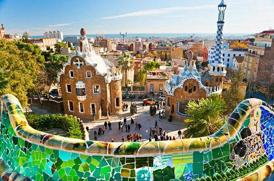 Barcelona Modernism and Gaudi Walking...