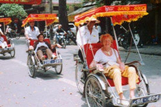 Tour privado: Recorrido de día completo por la ciudad de Hanoi con...