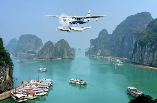 Ultimate Halong Bay: Seaplane and...