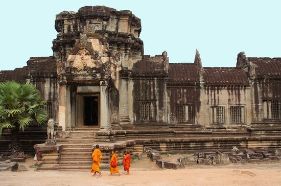 Angkor Wat , The Royal Temples...
