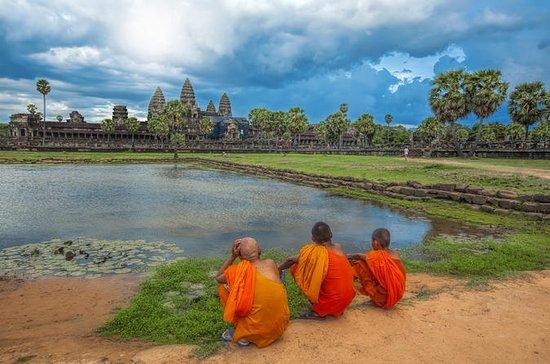 Visita a los templos de Angkor y...