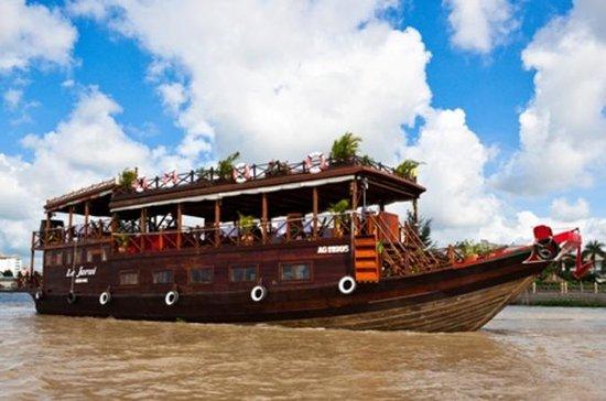 Mekong Delta Cruise Including Village...