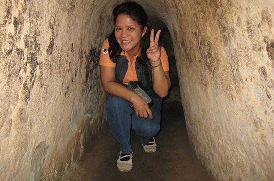 Cu Chi Tunnels, Cao Dai Temple...