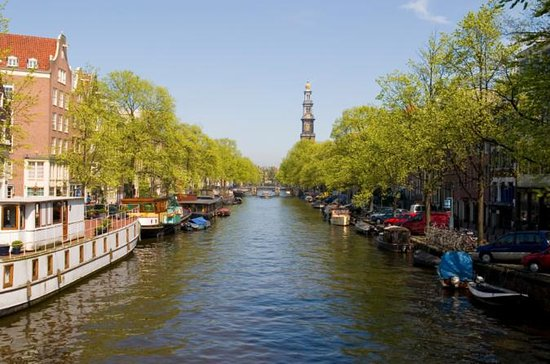 Sightseeingcruise langs de highlights van Amsterdam