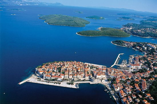 Island of Korcula with Wine Tasting...