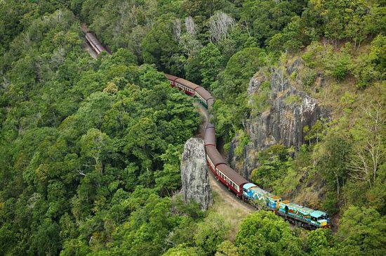 Kuranda Scenic Railway Day Trip from...