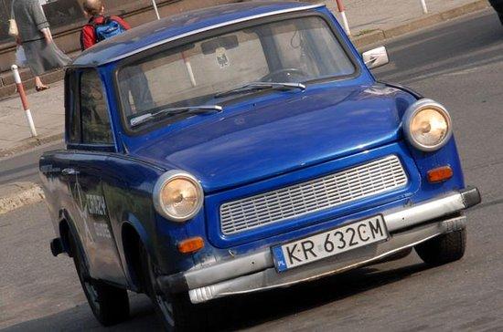 Krakow Half-Day Tour af Trabant