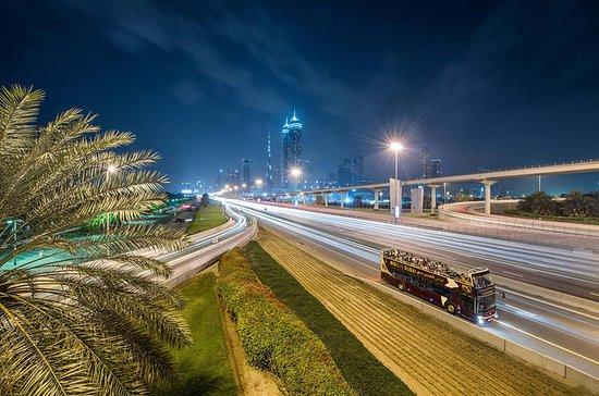 Big Bus Dubai by Night Tour Including...