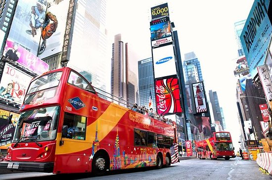 Tour Hop-On Hop-Off All Around Town di New York City