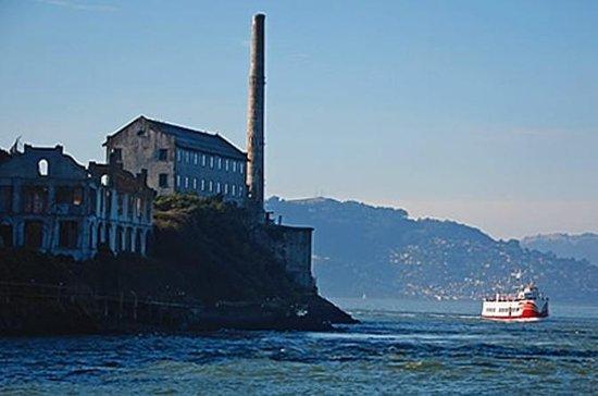 Cruzeiro na Baía Golden Gate