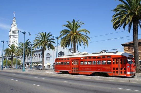 San Francisco Super Saver: City Tour...