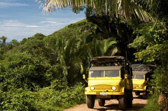 Sierra Madre Jeep Adventure Tour