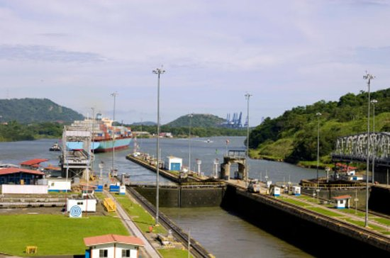 Panama Canal Partial Transit...