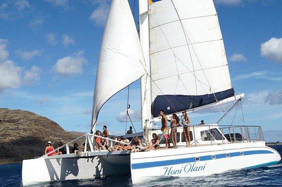 Waikiki-Bootstour bei Sonnenuntergang