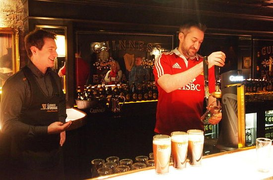 Skip the Line: Guinness Connoisseur...