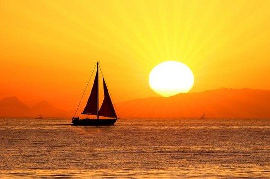 Champagne Sunset Cruise en St Maarten