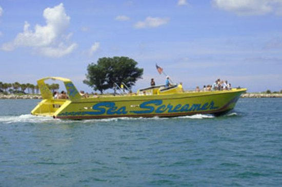 Clearwater Beach mit Sea Screamer ...