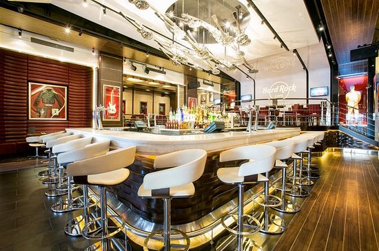 Hard Rock Cafe in Barcelona