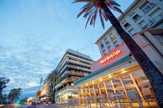 Hopp over linjen: Hard Rock Cafe Nice...