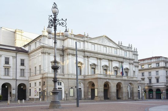 La Scala Theatre and Museum Tour in...
