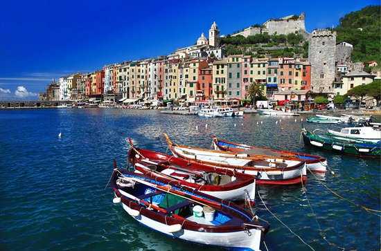 Milan to Cinque Terre Day Tour with...